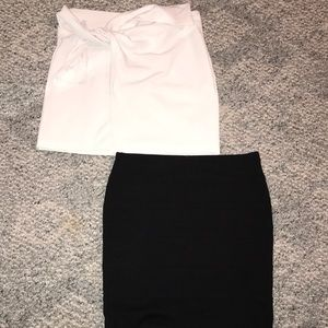 Forever 21 skirt bundle